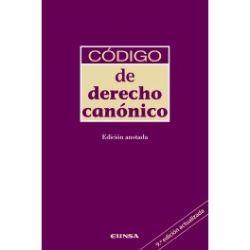 CODIGO DE DERECHO CANONICO Rustica