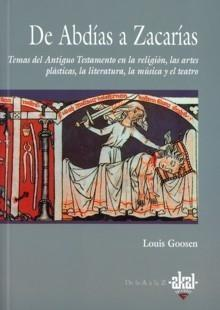 De Abdias A Zacarias Temas Del Antiguo Testamento